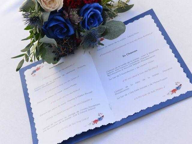 Le mariage de David et Cécile à Vic-sur-Aisne, Aisne 98