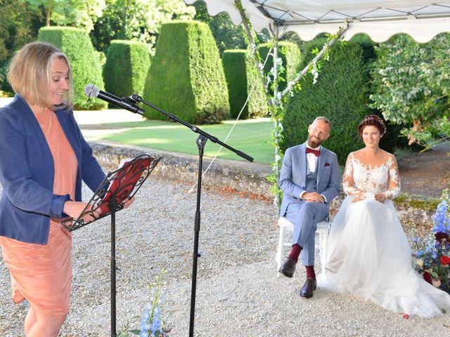 Le mariage de David et Cécile à Vic-sur-Aisne, Aisne 99