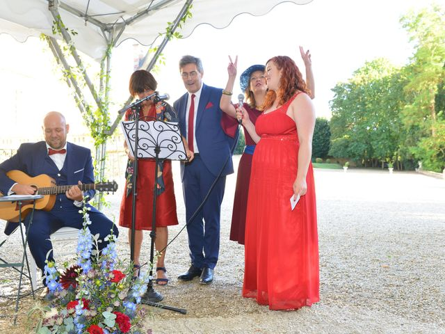 Le mariage de David et Cécile à Vic-sur-Aisne, Aisne 100