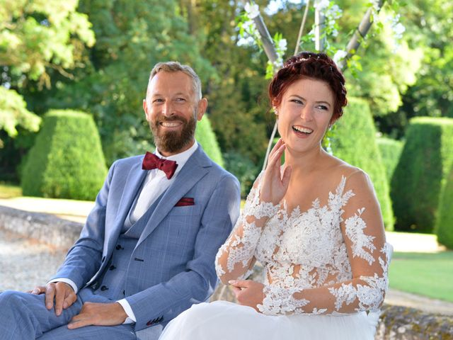 Le mariage de David et Cécile à Vic-sur-Aisne, Aisne 102
