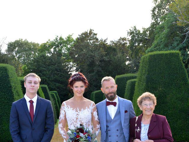 Le mariage de David et Cécile à Vic-sur-Aisne, Aisne 107