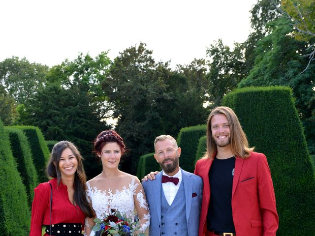 Le mariage de David et Cécile à Vic-sur-Aisne, Aisne 114