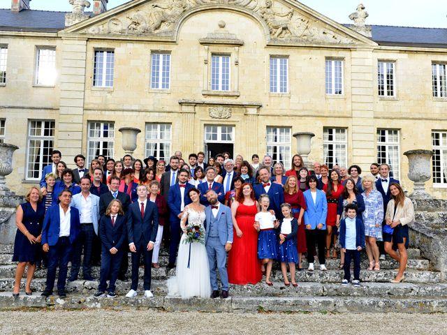 Le mariage de David et Cécile à Vic-sur-Aisne, Aisne 116