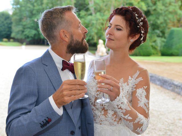 Le mariage de David et Cécile à Vic-sur-Aisne, Aisne 122