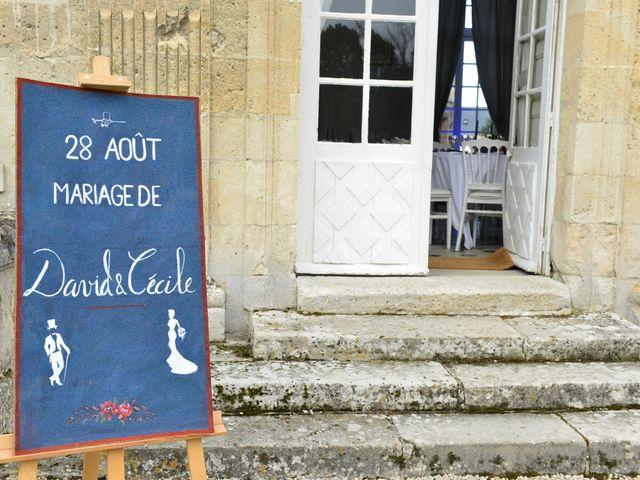 Le mariage de David et Cécile à Vic-sur-Aisne, Aisne 123