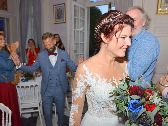 Le mariage de David et Cécile à Vic-sur-Aisne, Aisne 125