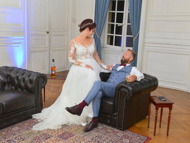 Le mariage de David et Cécile à Vic-sur-Aisne, Aisne 142
