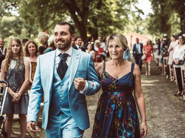 Le mariage de Jordan et Paul à Villeréal, Lot-et-Garonne 11