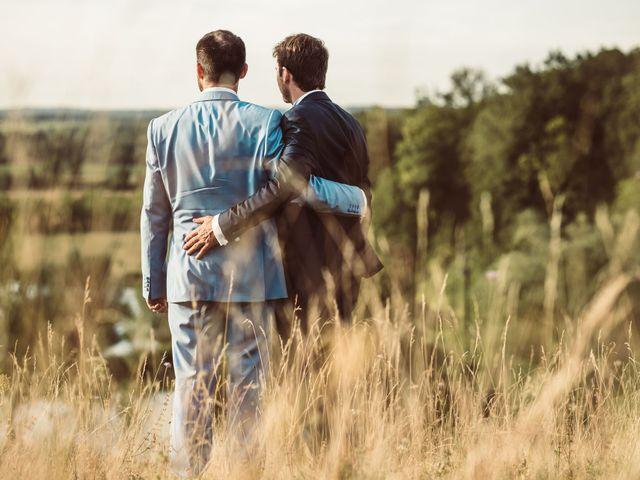 Le mariage de Paul et Jordan