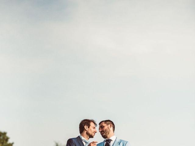 Le mariage de Jordan et Paul à Villeréal, Lot-et-Garonne 40