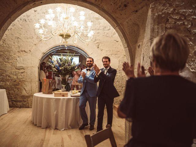 Le mariage de Jordan et Paul à Villeréal, Lot-et-Garonne 45