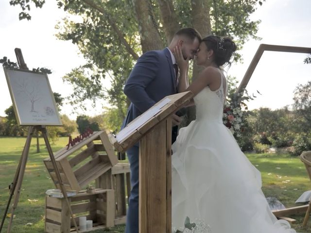 Le mariage de Kévin et Estelle à Caujac, Haute-Garonne 43
