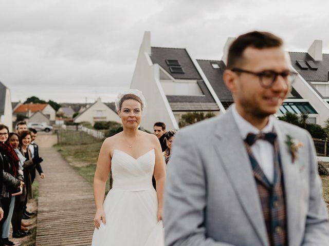 Le mariage de Valentin et Maela à Saint-Nazaire, Loire Atlantique 8