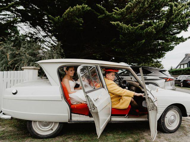 Le mariage de Valentin et Maela à Saint-Nazaire, Loire Atlantique 11