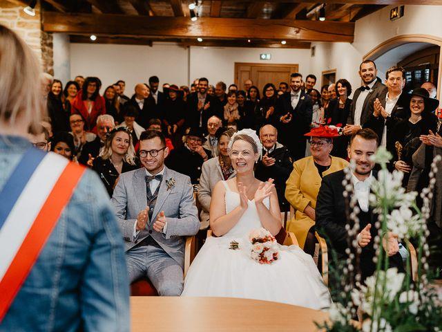 Le mariage de Valentin et Maela à Saint-Nazaire, Loire Atlantique 13