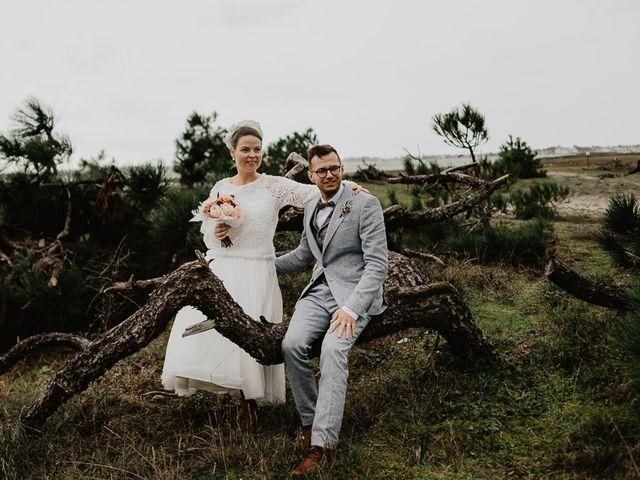 Le mariage de Valentin et Maela à Saint-Nazaire, Loire Atlantique 27