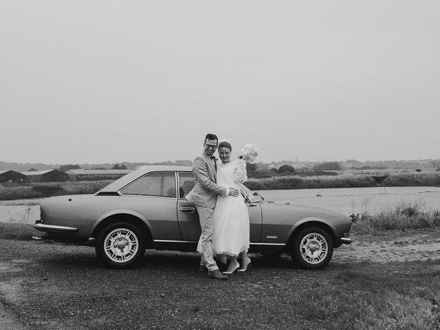 Le mariage de Valentin et Maela à Saint-Nazaire, Loire Atlantique 30