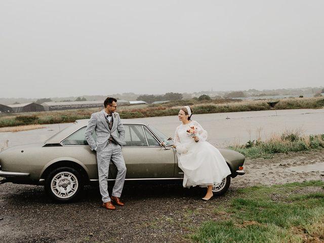 Le mariage de Valentin et Maela à Saint-Nazaire, Loire Atlantique 31
