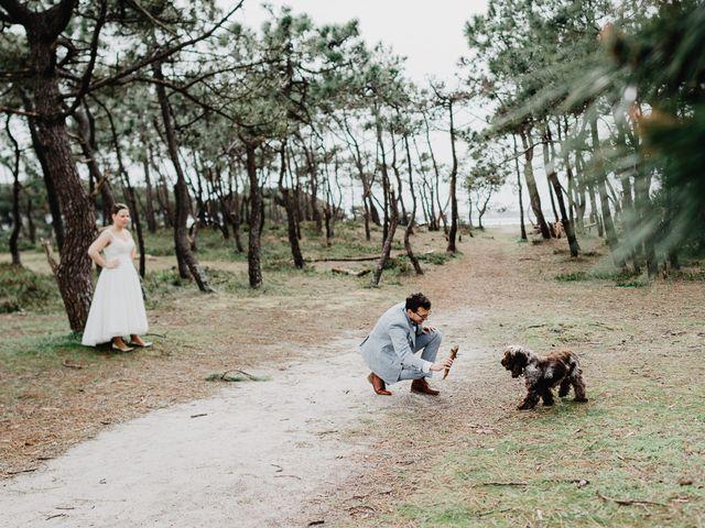 Le mariage de Valentin et Maela à Saint-Nazaire, Loire Atlantique 34