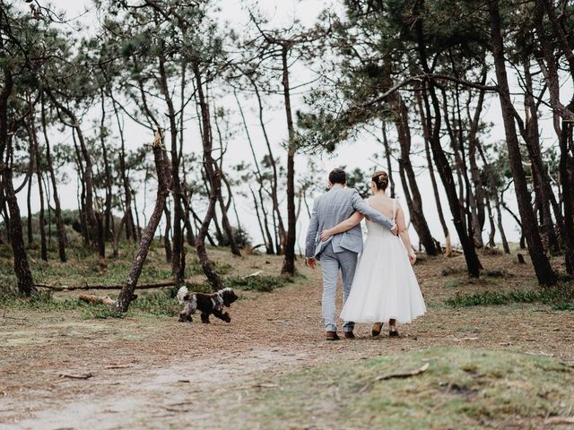 Le mariage de Valentin et Maela à Saint-Nazaire, Loire Atlantique 35