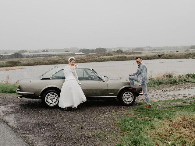 Le mariage de Valentin et Maela à Saint-Nazaire, Loire Atlantique 63