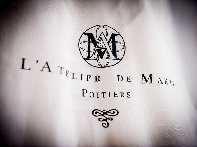 Le mariage de Kerry et Marilina à Poitiers, Vienne 10
