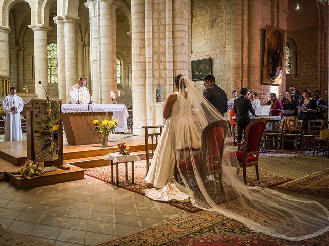 Le mariage de Kerry et Marilina à Poitiers, Vienne 20