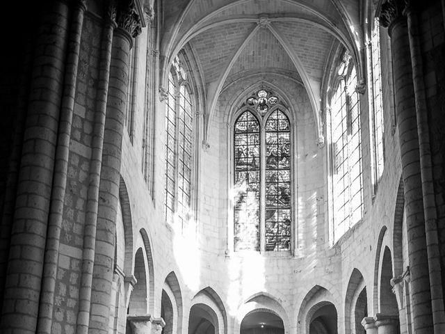 Le mariage de Kerry et Marilina à Poitiers, Vienne 21