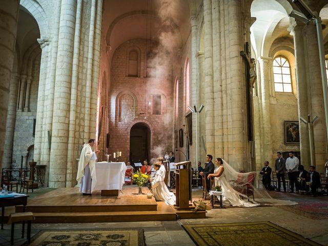 Le mariage de Kerry et Marilina à Poitiers, Vienne 24