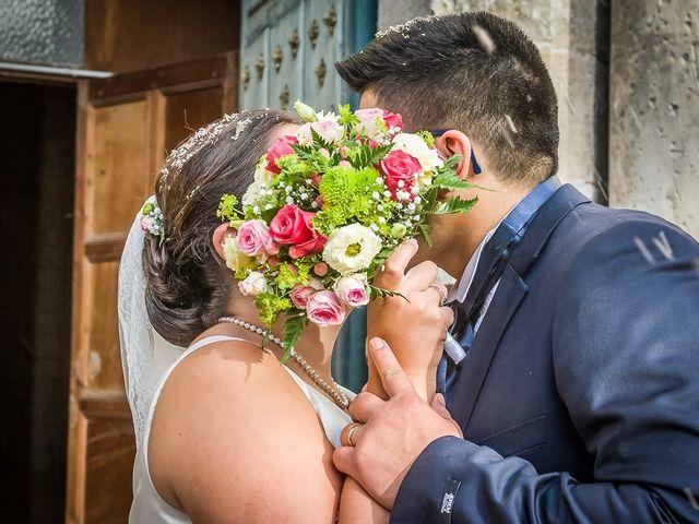Le mariage de Kerry et Marilina à Poitiers, Vienne 25