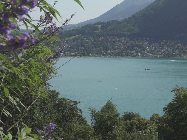 Le mariage de Vincent et Laurence à Annecy, Haute-Savoie 3