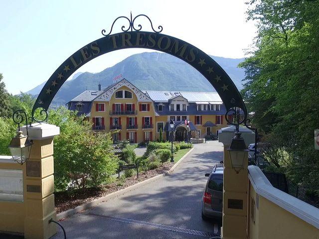 Le mariage de Vincent et Laurence à Annecy, Haute-Savoie 23