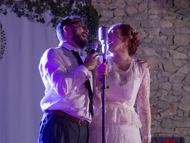 Le mariage de David et Hélène à Quissac, Gard 3