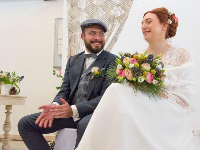 Le mariage de David et Hélène à Quissac, Gard 8