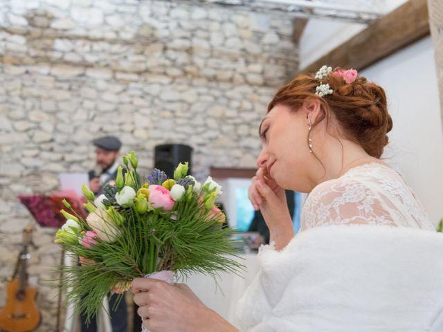 Le mariage de David et Hélène à Quissac, Gard 9
