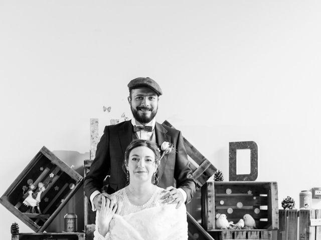 Le mariage de David et Hélène à Quissac, Gard 13