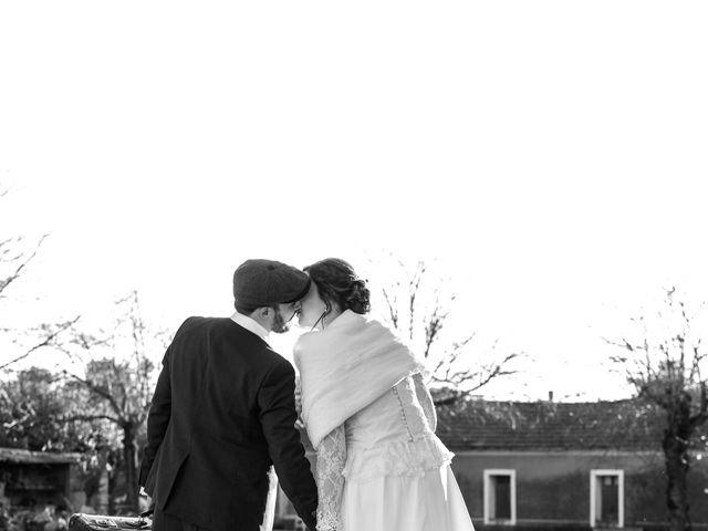 Le mariage de David et Hélène à Quissac, Gard 18