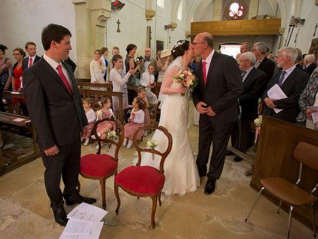 Le mariage de Joseph et Charline à Semide, Ardennes 1