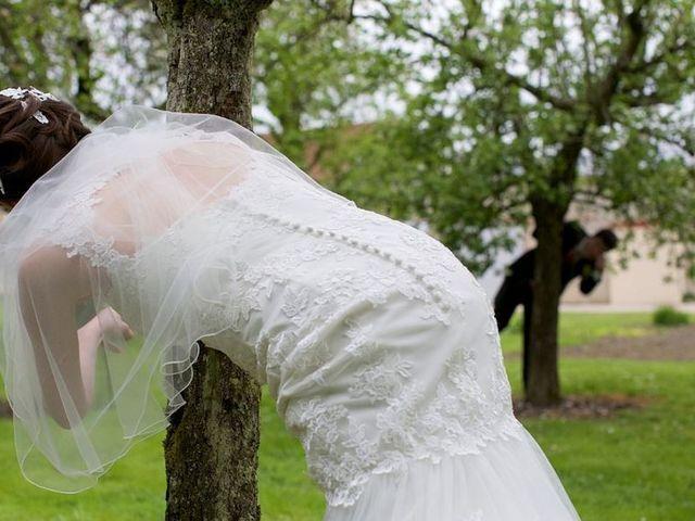 Le mariage de Joseph et Charline à Semide, Ardennes 2