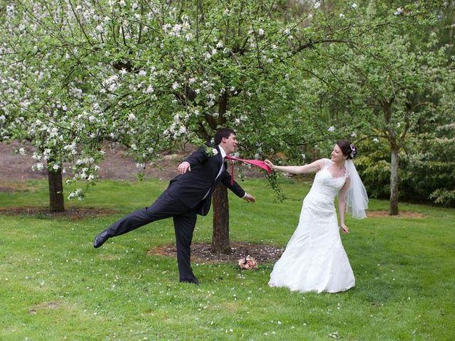 Le mariage de Joseph et Charline à Semide, Ardennes 9