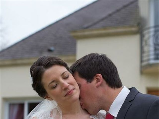 Le mariage de Joseph et Charline à Semide, Ardennes 12
