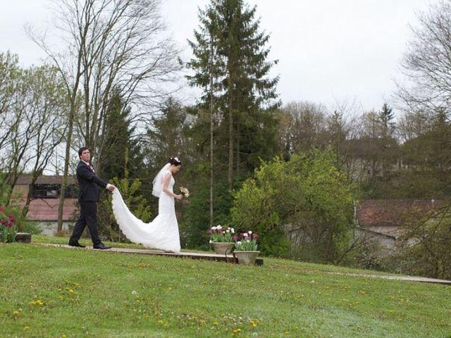 Le mariage de Joseph et Charline à Semide, Ardennes 13