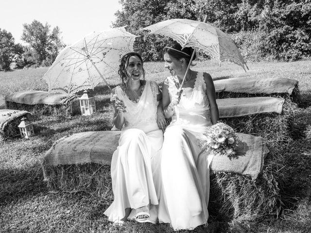 Le mariage de Maryline et Christelle à Montrabé, Haute-Garonne 43