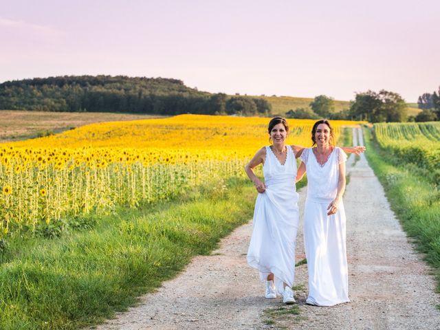 Le mariage de Christelle et Maryline