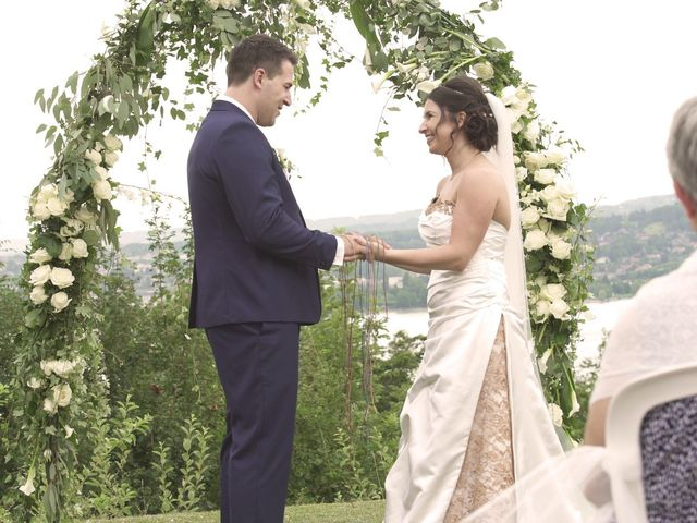 Le mariage de Laurence et Vincent