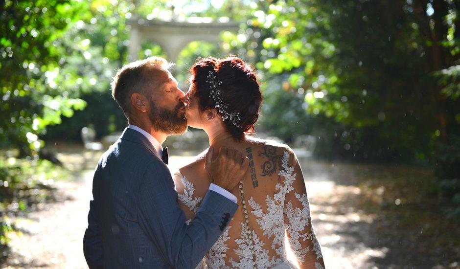 Le mariage de David et Cécile à Vic-sur-Aisne, Aisne