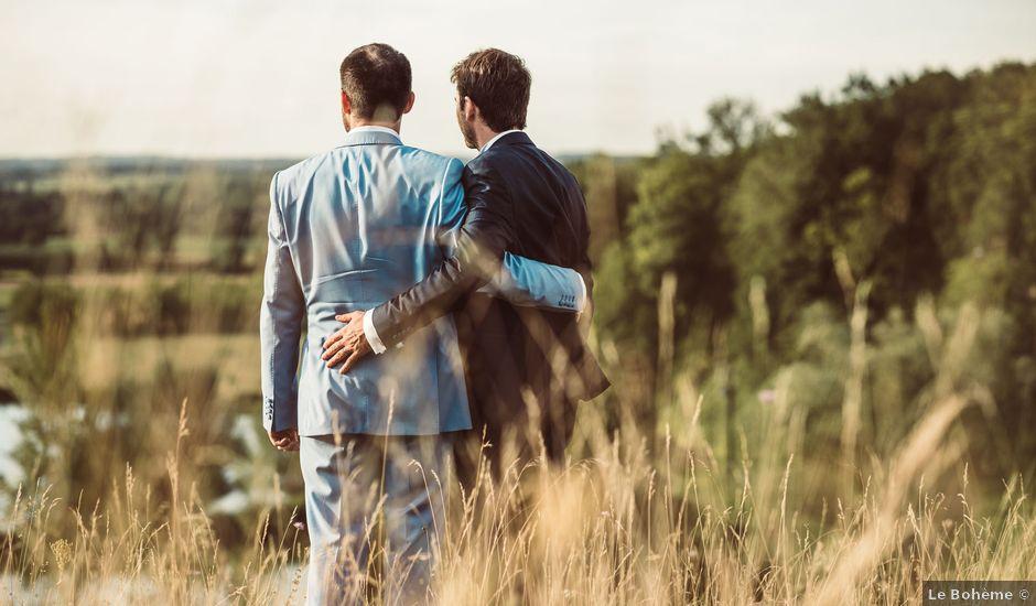 Le mariage de Jordan et Paul à Villeréal, Lot-et-Garonne