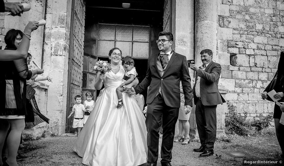 Le mariage de Kerry et Marilina à Poitiers, Vienne
