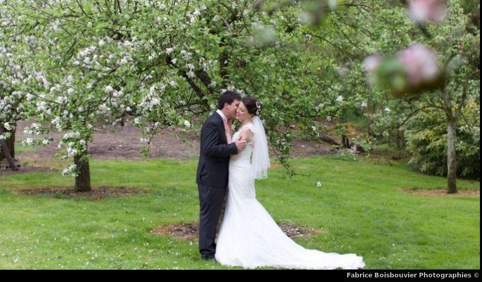 Le mariage de Joseph et Charline à Semide, Ardennes