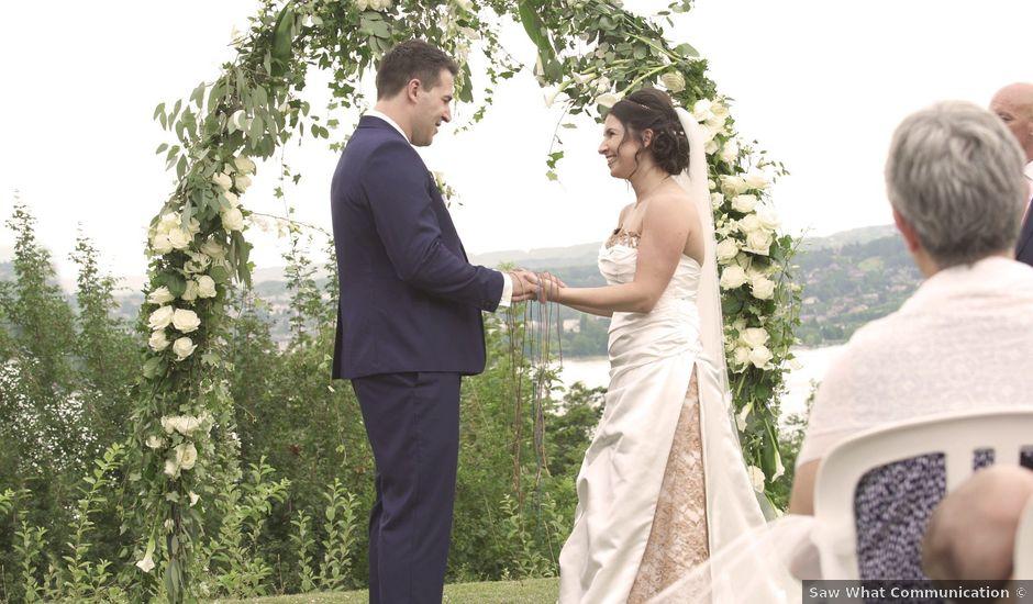 Le mariage de Vincent et Laurence à Annecy, Haute-Savoie